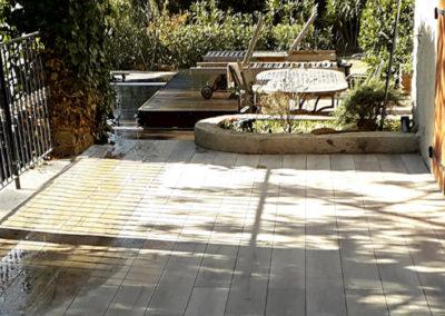 Rénovation de terrasse