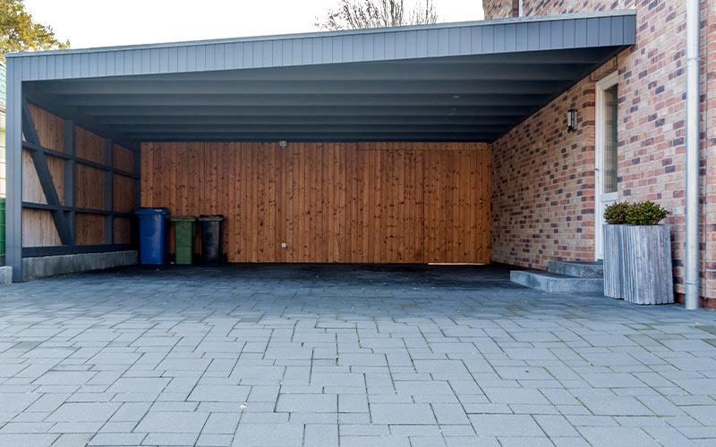 Création de garage