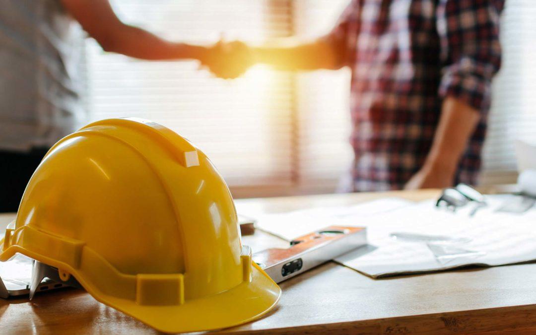 Des travaux de rénovation, d'aménagement ou d'agrandissement avec une entreprise générale